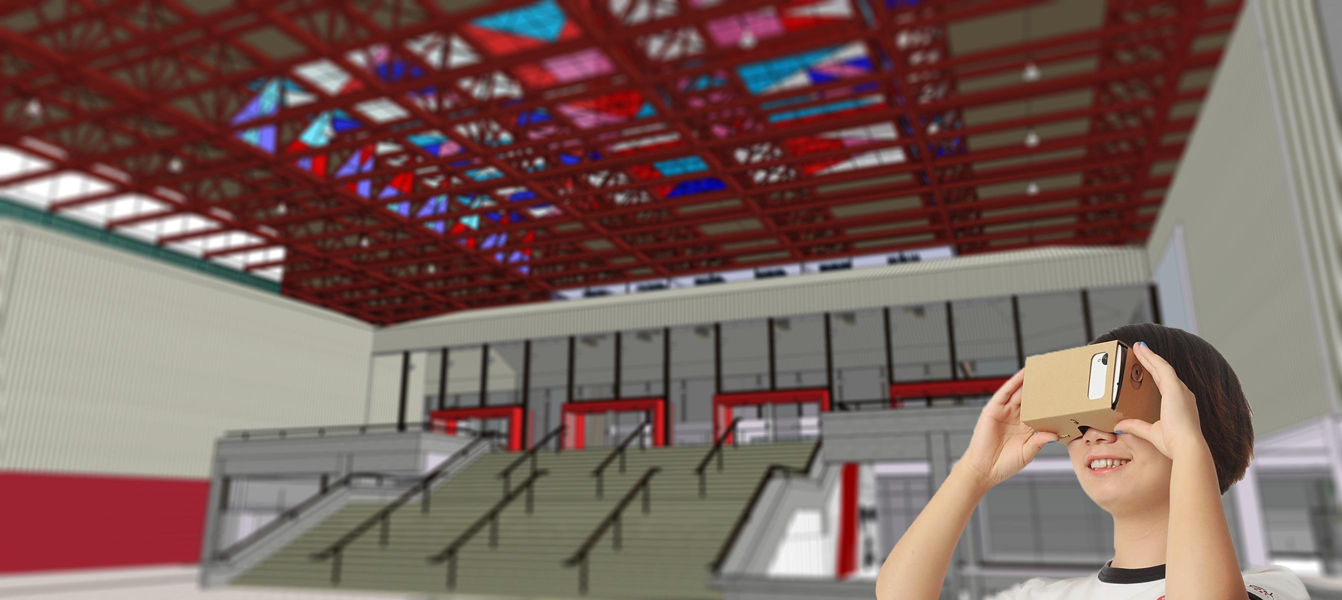 Reconstrucción virtual UNCTAD III